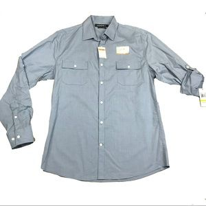 NWT Slim Fit Button Up